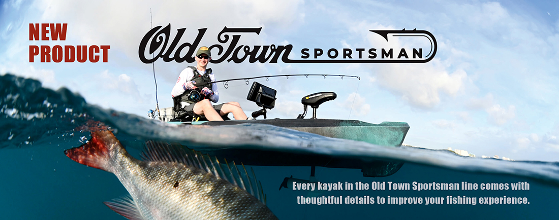 Old Town Sportsman